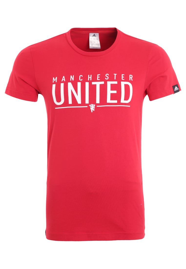 adidas Performance MANCHESTER UNITED Artykuły kibica real red - BWP78