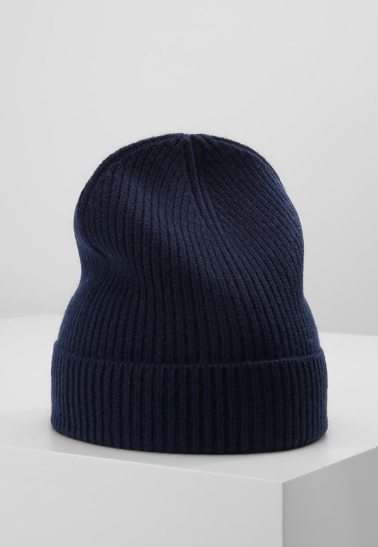 J.CREW BASIC HAT Czapka navy - 33871