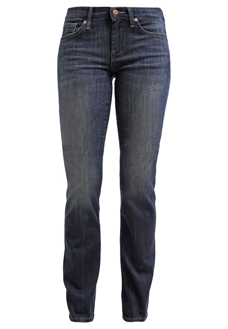 7 for all mankind Jeansy Straight leg brooklyn dark - SYXK230