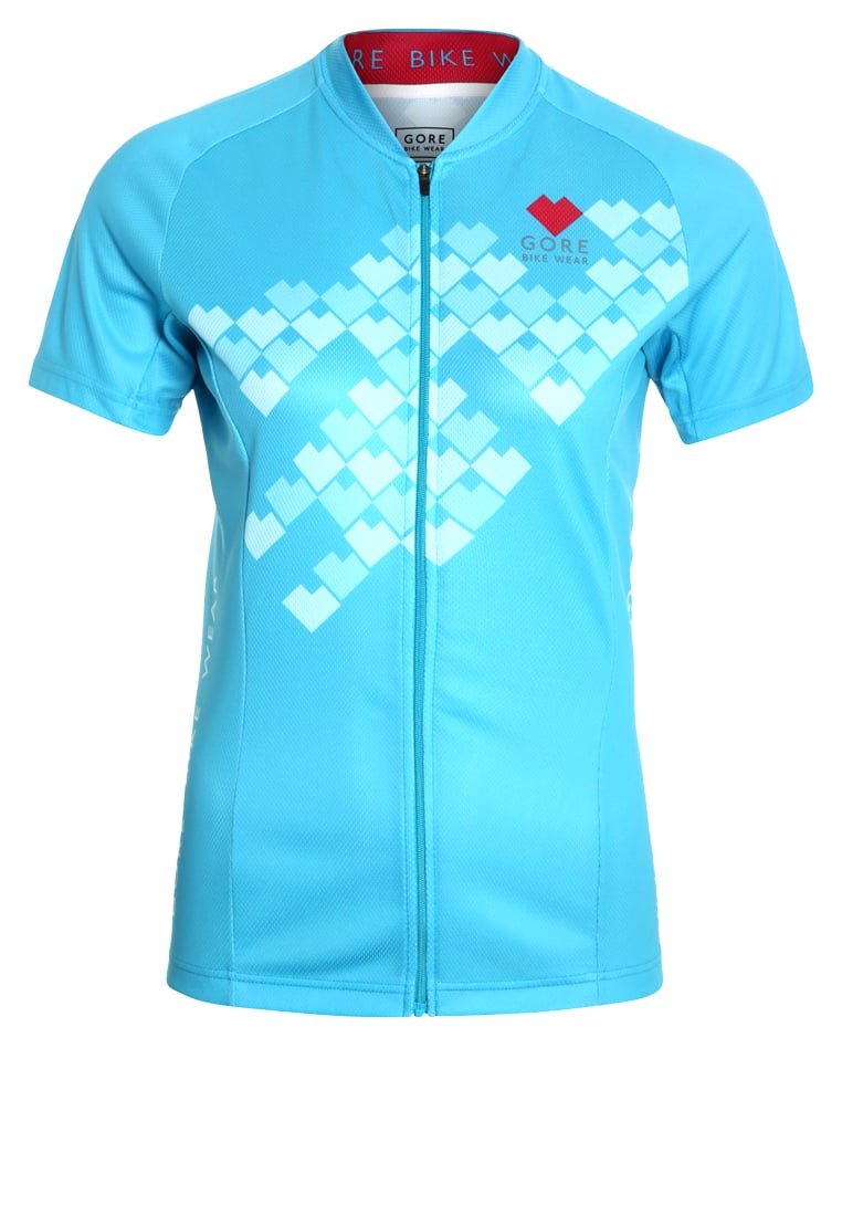 Gore Bike Wear ELEMENT Koszulka sportowa scuba blue - SELLHE