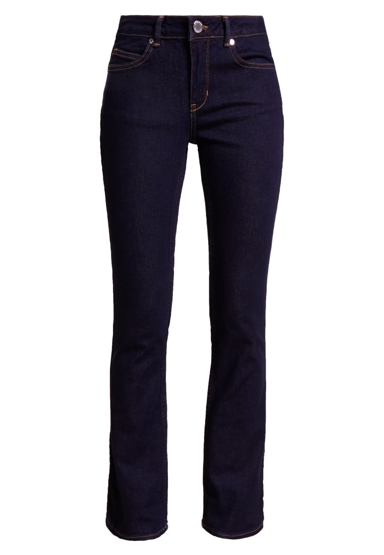 2nd Day CISSI Jeansy Bootcut indigo heavy enzyme - 2178124006