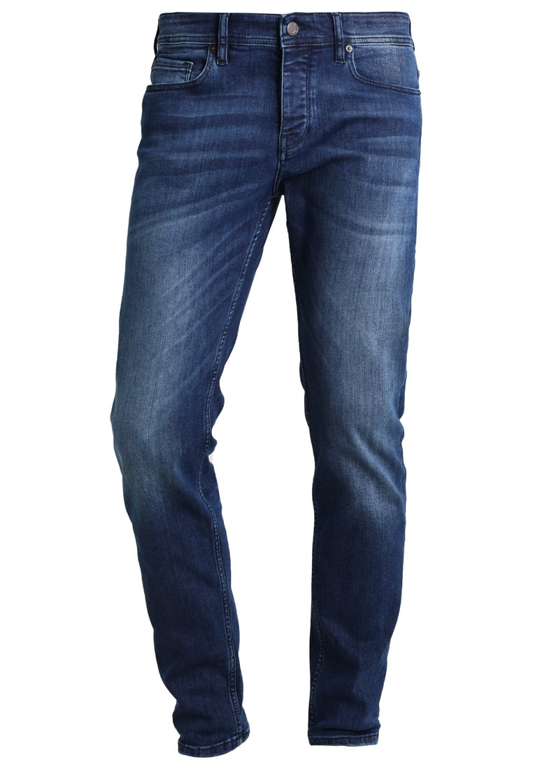 BOSS Orange Jeansy Relaxed fit light blue - 50370782