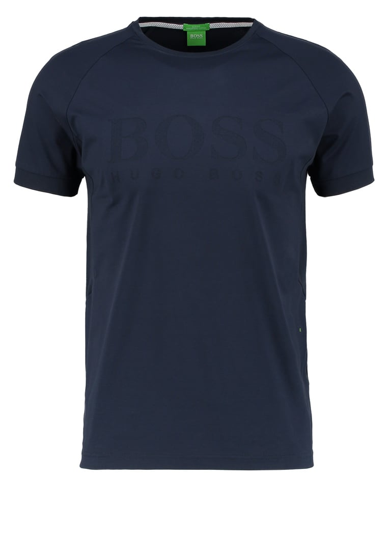 BOSS Green TALEO SLIM FIT Tshirt basic dark blue - 50329705