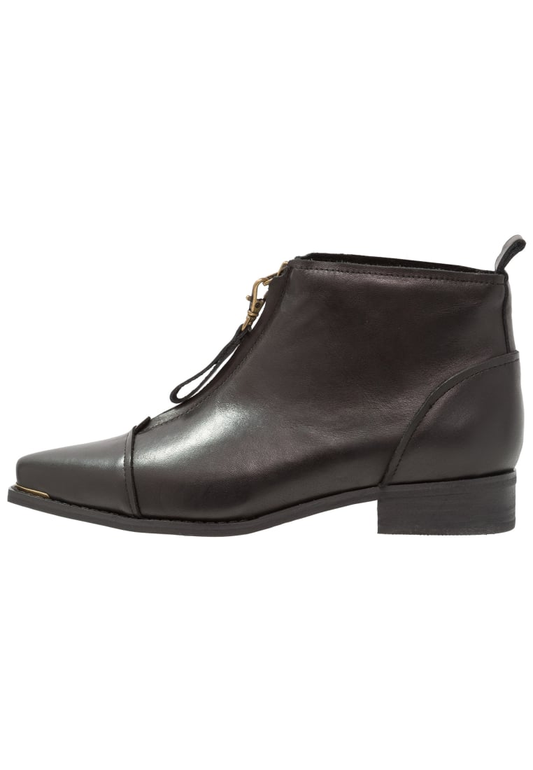 Shoe The Bear ANNA METAL Ankle boot black - STB1178