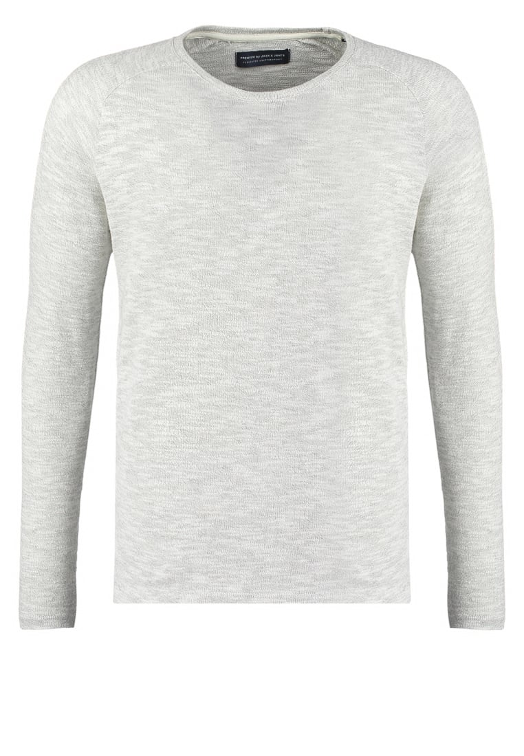 Jack & Jones Bluza light grey melange - 12108738
