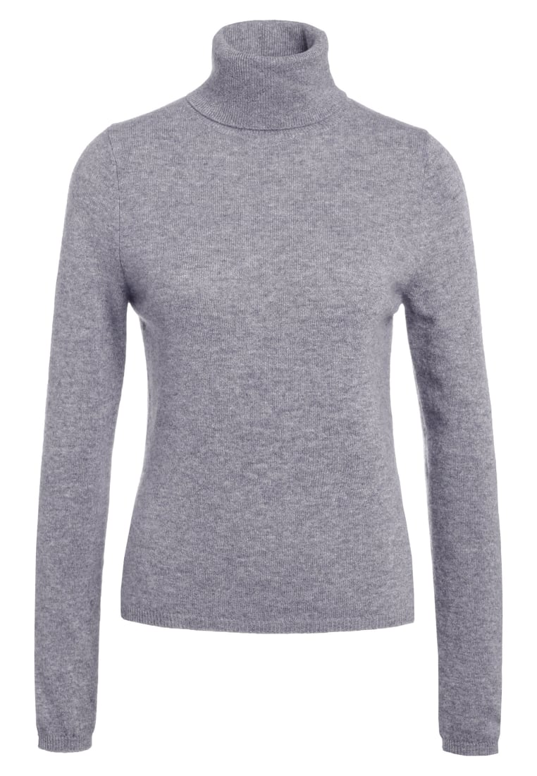 FTC Cashmere BASIC Sweter cliff - 001-1140