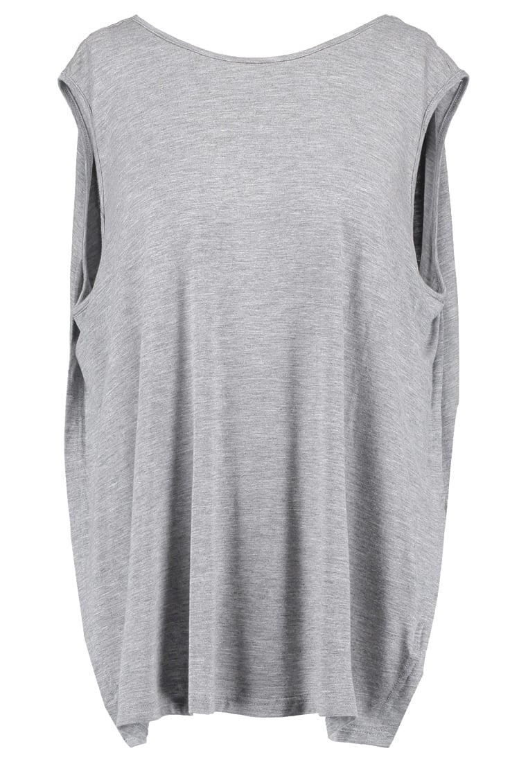 The Fifth Label FROM THIS MOMENT Top grey marle - TJ170113T