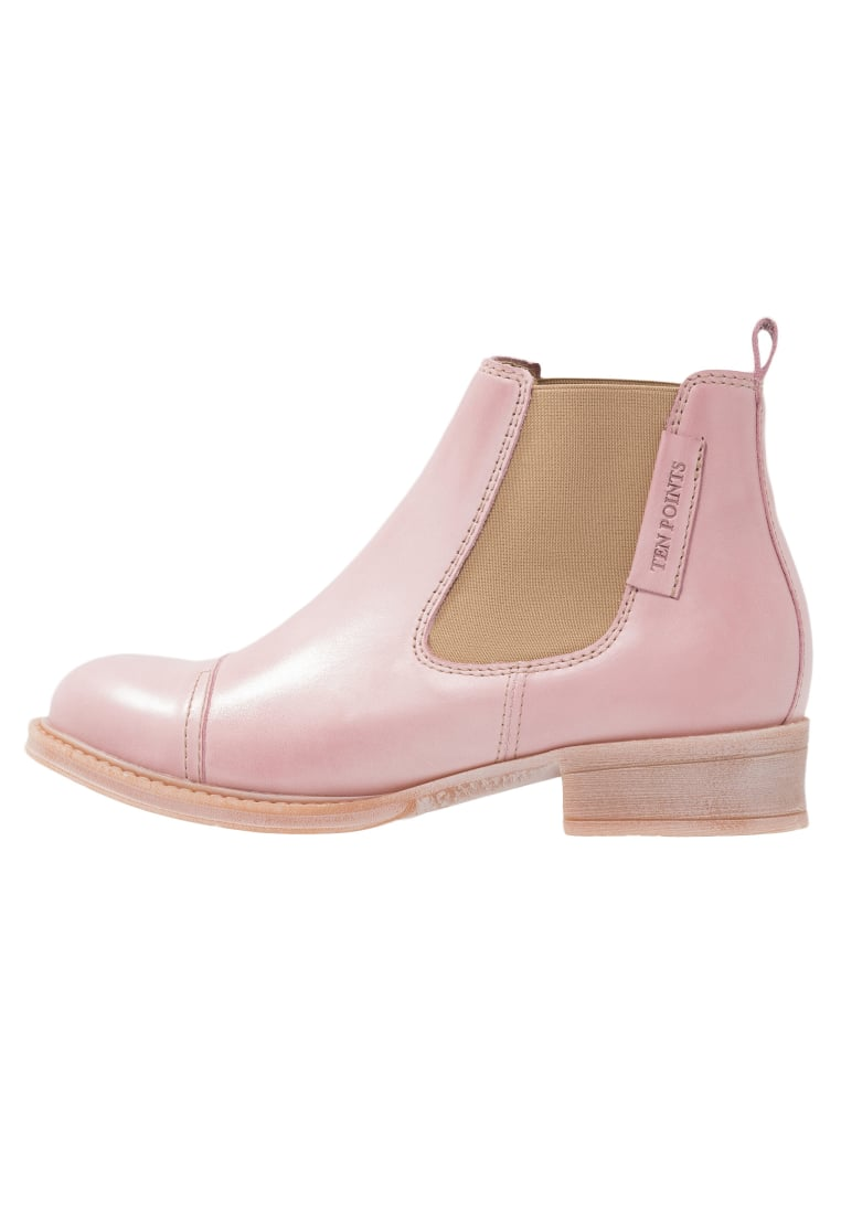 Ten Points Ankle boot light pink - 123005