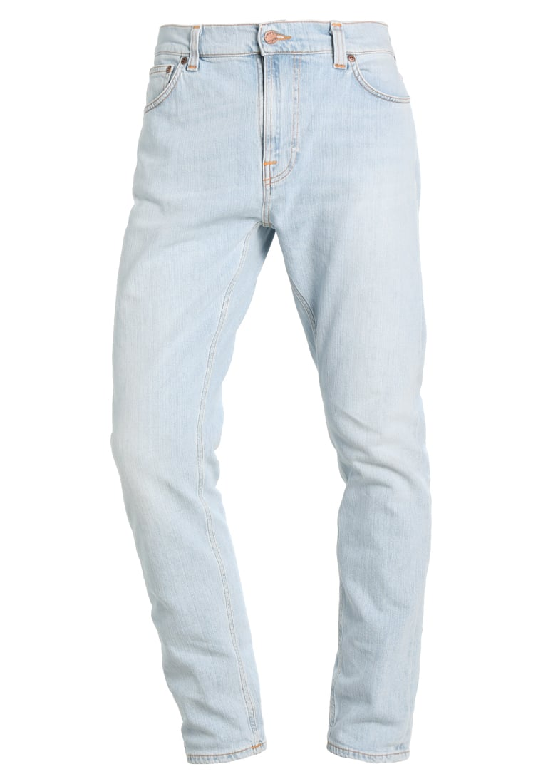 Nudie Jeans BRUTE KNUT Jeansy Relaxed fit light shade - 112472