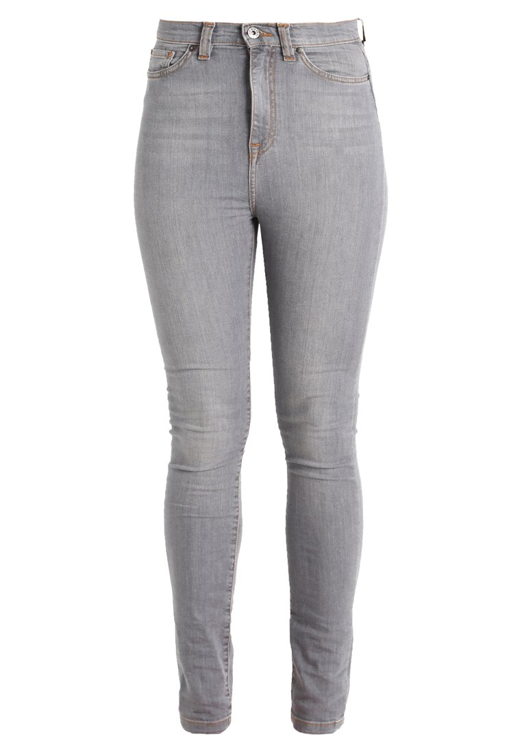 Denim is Dead NAIVE Jeans Skinny Fit light grey wash - 1018-164