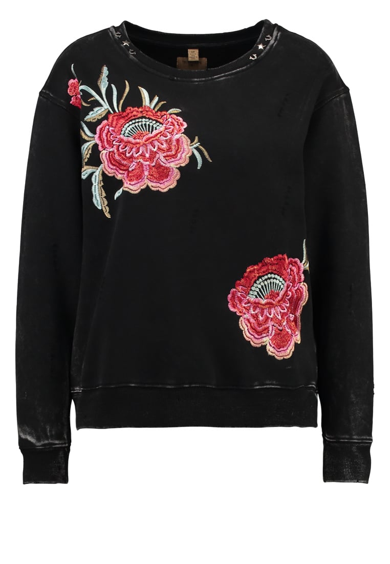 True Religion Bluza black - W16HF16D2G