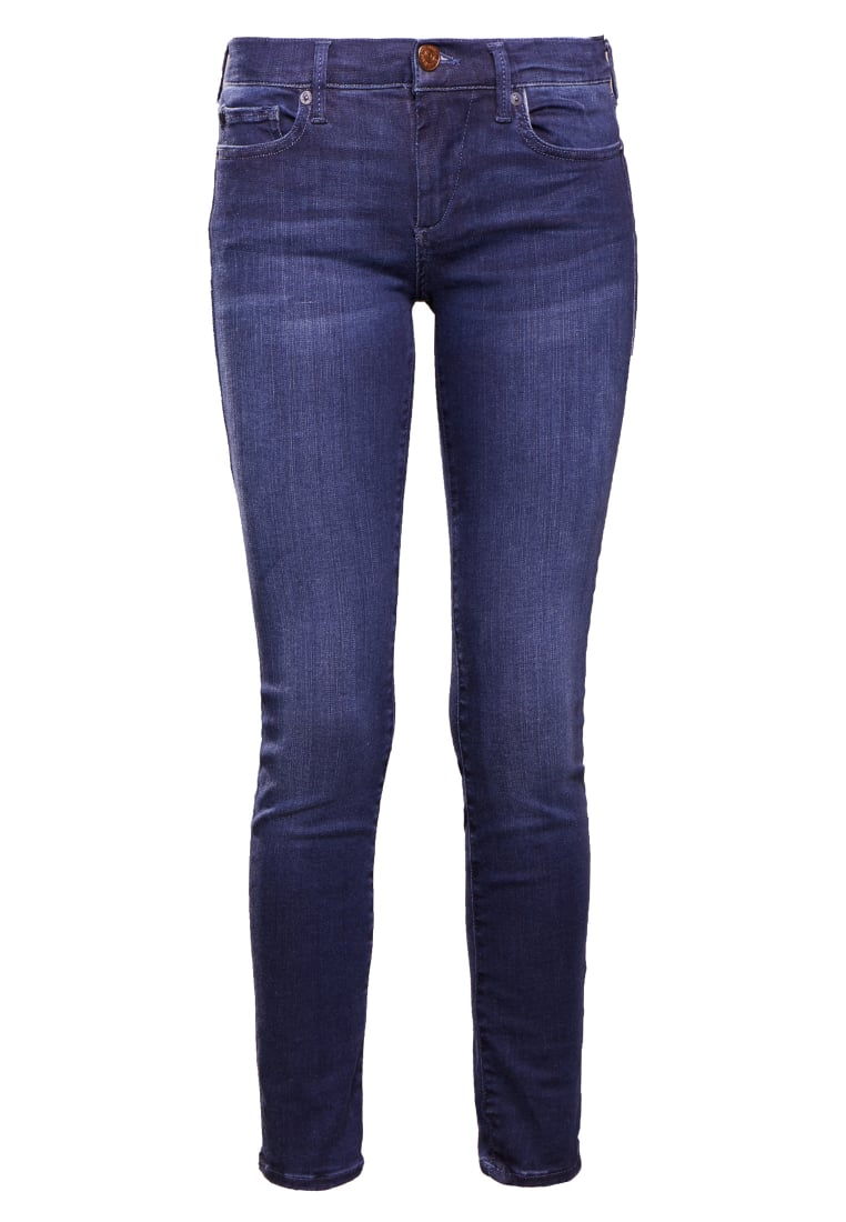 True Religion CASEY STRETCH Jeansy Slim fit basic indigo
