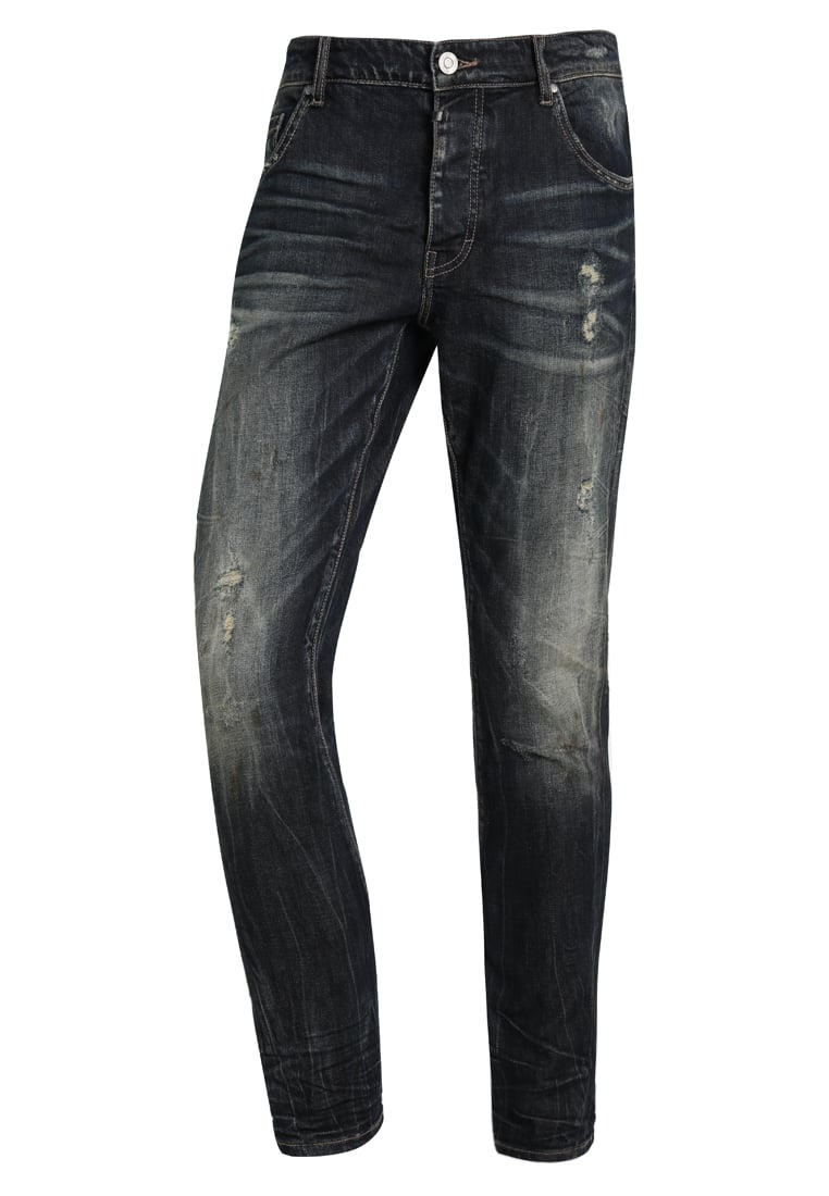 Tigha BILLY THE KID Jeansy Slim Fit rusted blue - 102166
