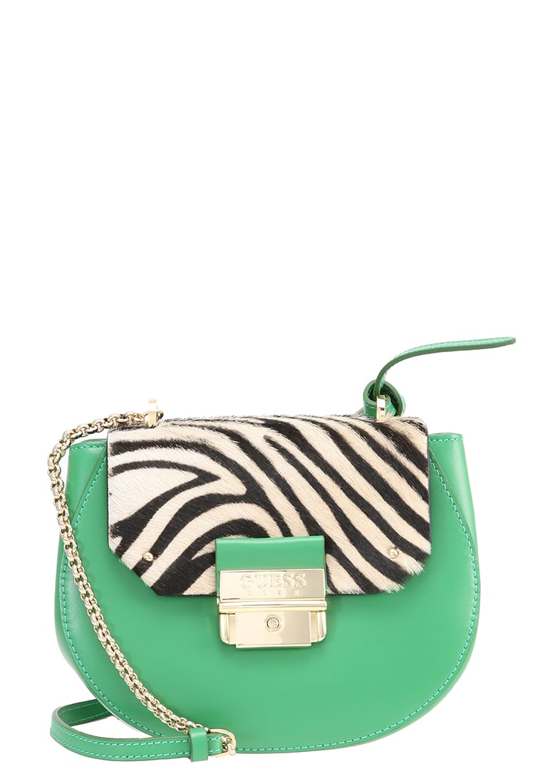 Guess Luxe Torba na ramię green - HWMAE1 L7221