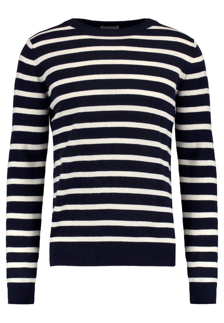 Éditions MR HOLIDAY SAILOR Sweter navy - 0495-T761-NAVY