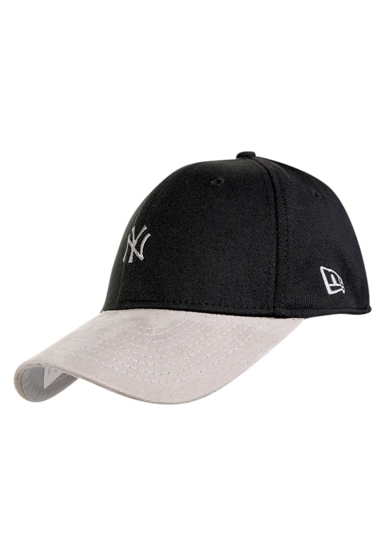 New Era 39THIRTY Czapka z daszkiem black/gray - 80371260