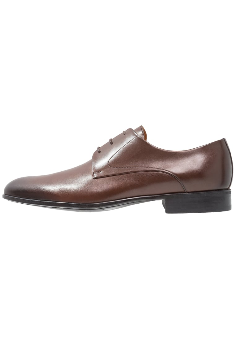 Moreschi LIVERPOOL Oksfordki dark brown - 39111 MA