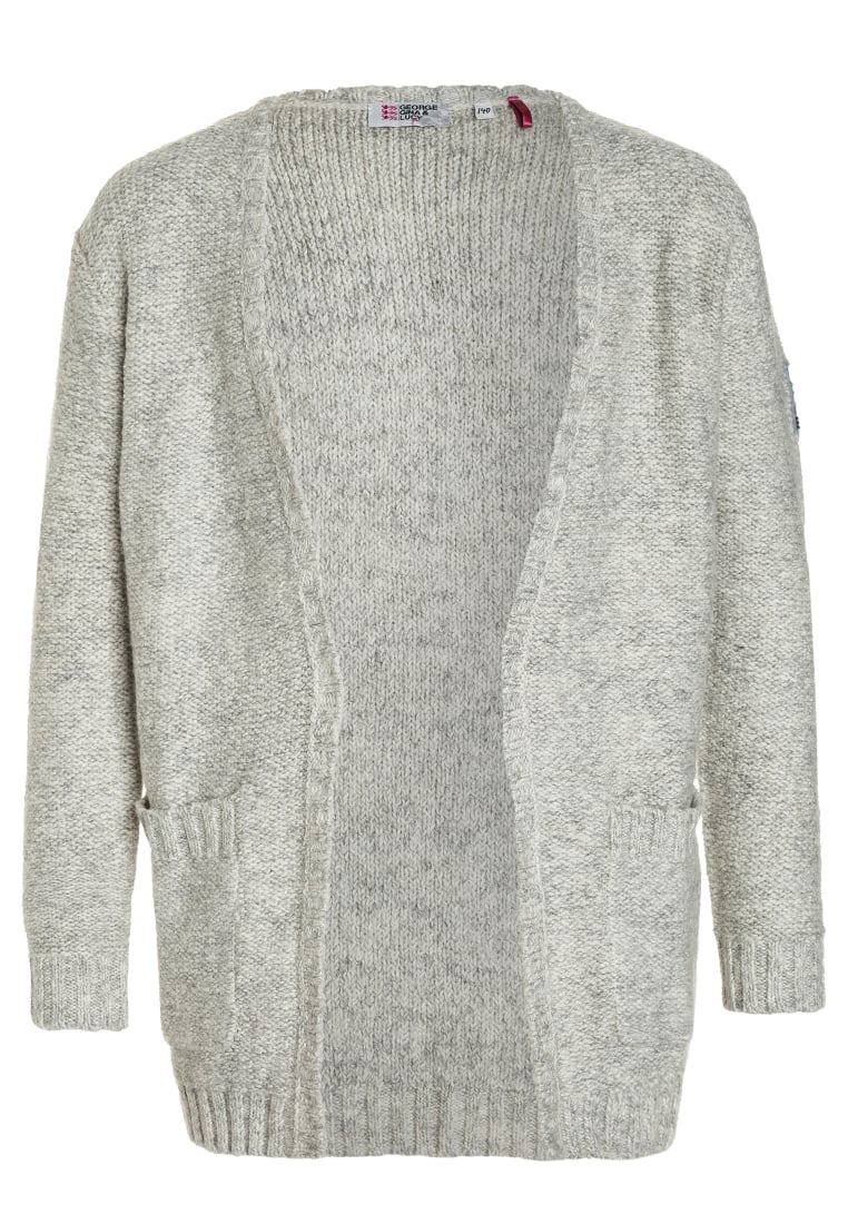 GEORGE GINA & LUCY girls SAN FRANCISCO Kardigan light grey - 50379