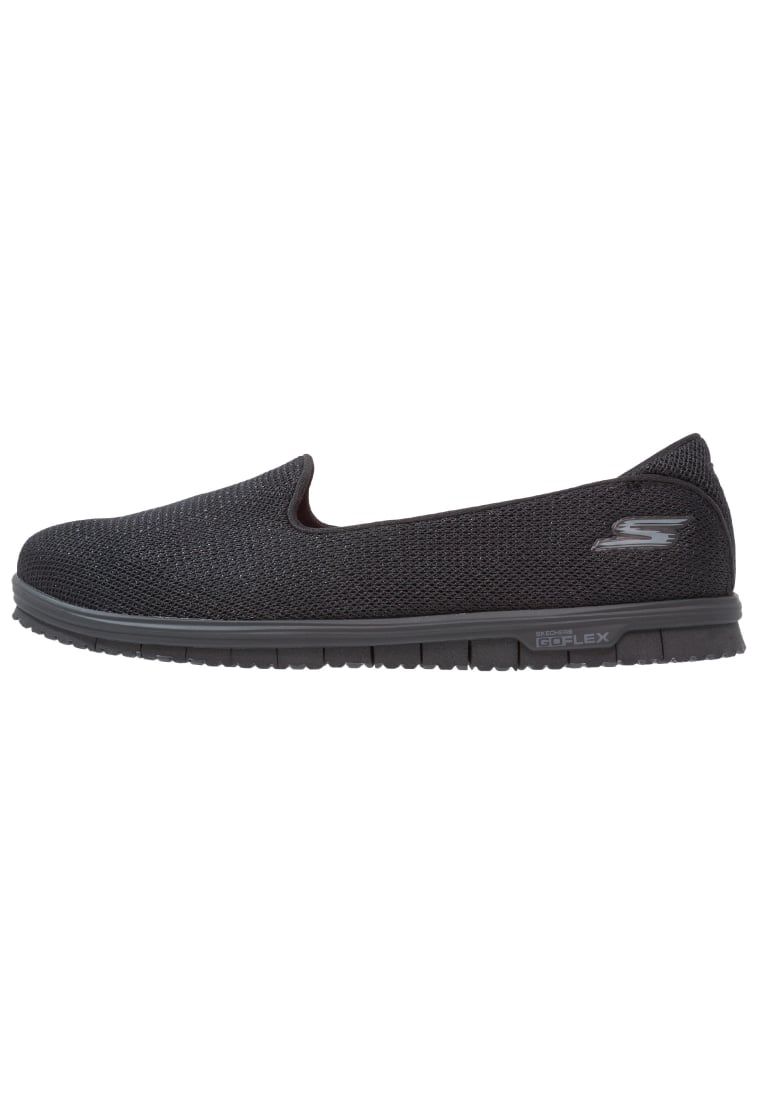 Skechers Performance GO MINI FLEX Półbuty wsuwane schwarz - 14007
