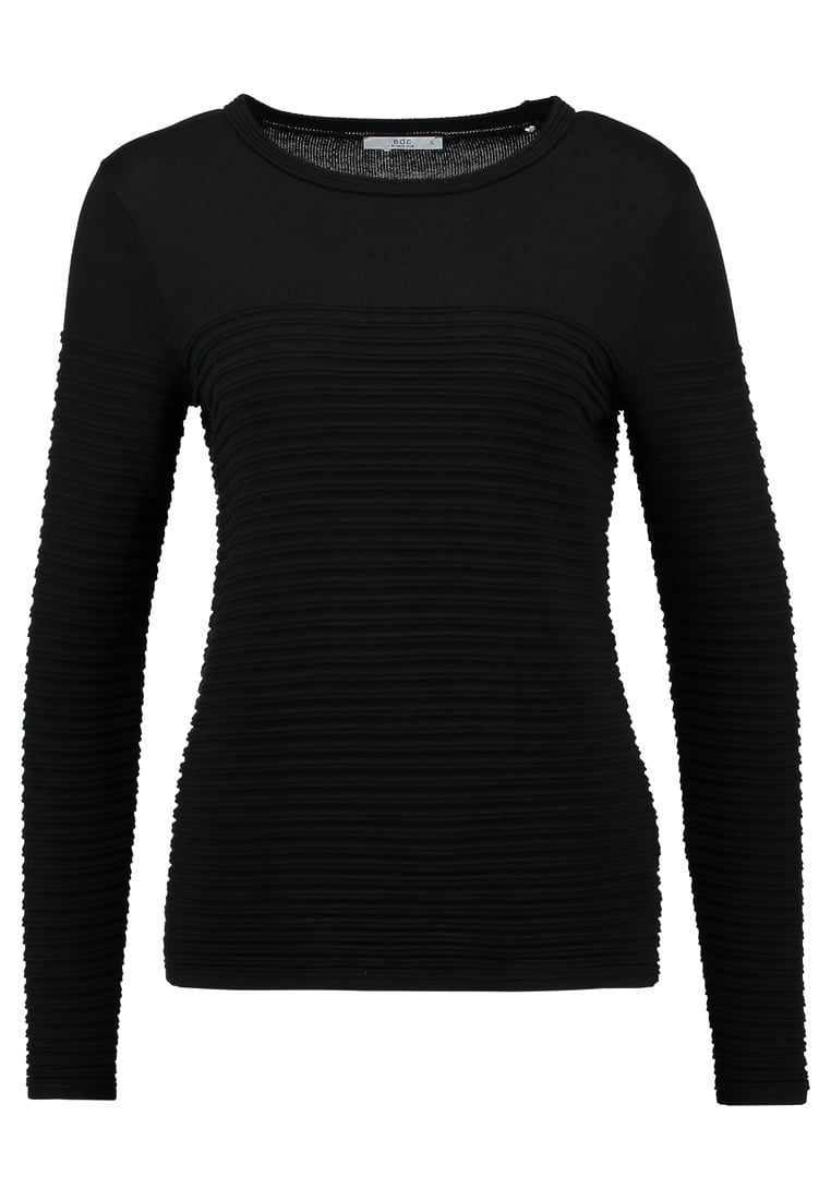 Karen by Simonsen ACTUAL Sweter black - 10100936
