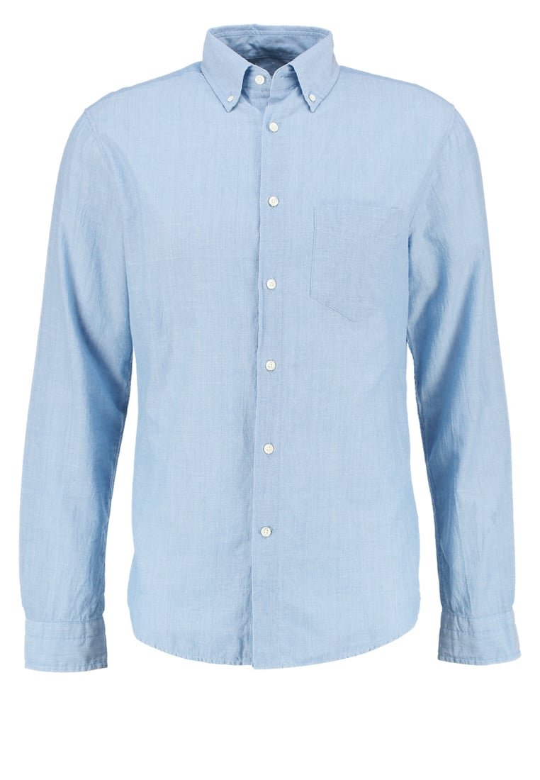 Gant Rugger SURFACE MADRAS Koszula hellblau - 341154