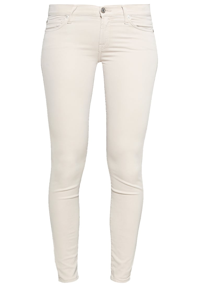 7 for all mankind Jeans Skinny Fit creme - SWTQ690AZ