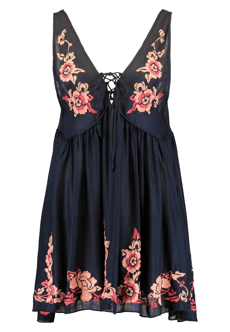 Free People AIDA Tunika navy - OB591066