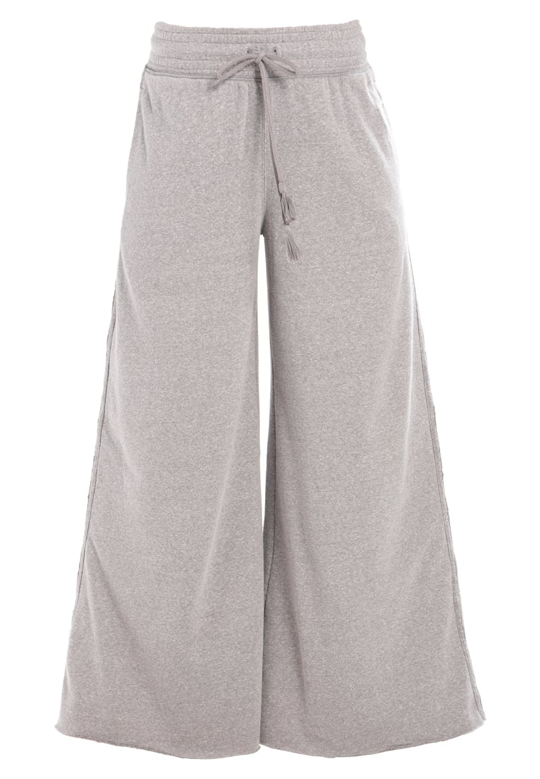 Free People VIBE ON Spodnie treningowe grey