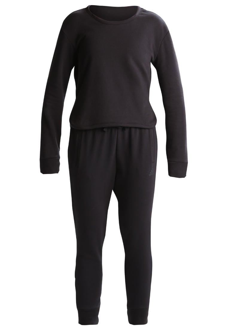 adidas Performance CHILL OUT Dres black - MMJ86