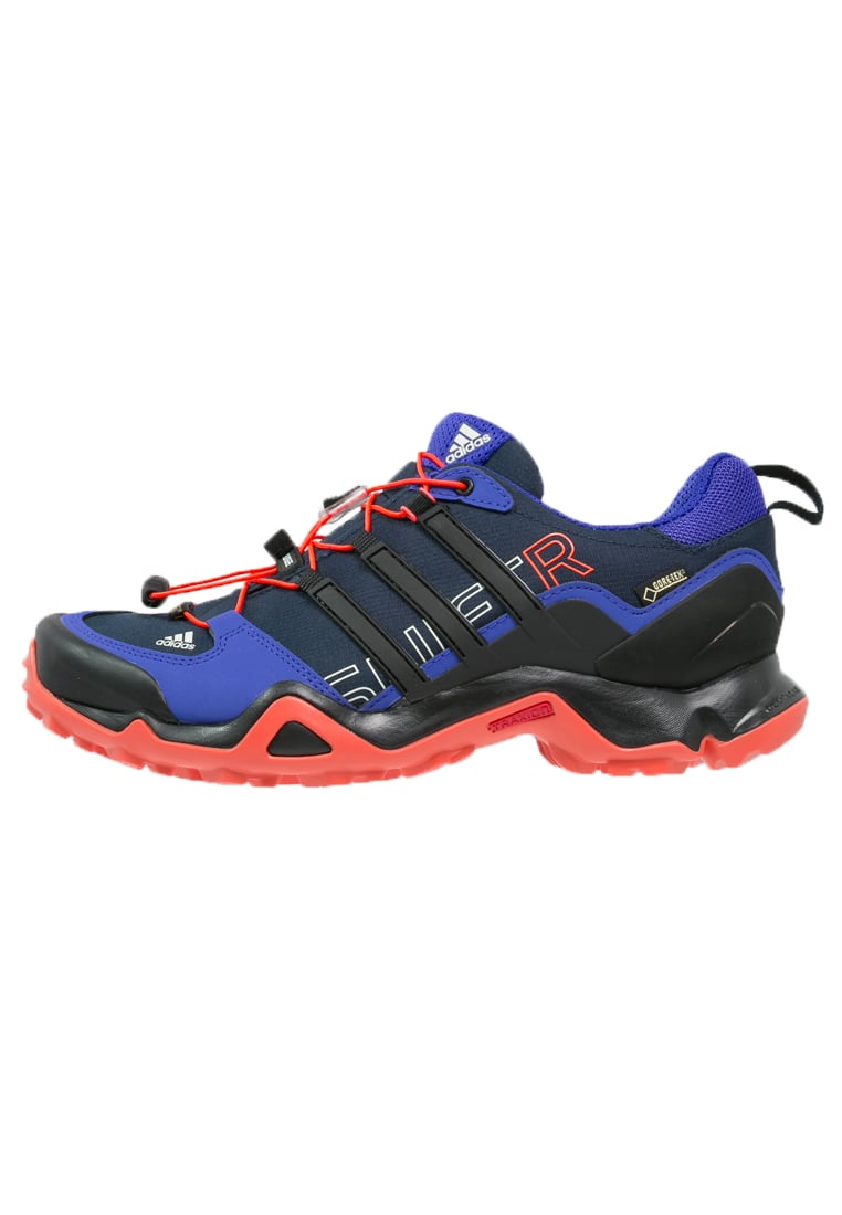 adidas Performance TERREX SWIFT R GTX Półbuty trekkingowe collegiate navy/core black/night flash - JPN03