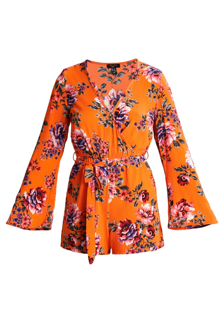New Look Tall FLARED SLEEVE WRAP Kombinezon orange - 5380661