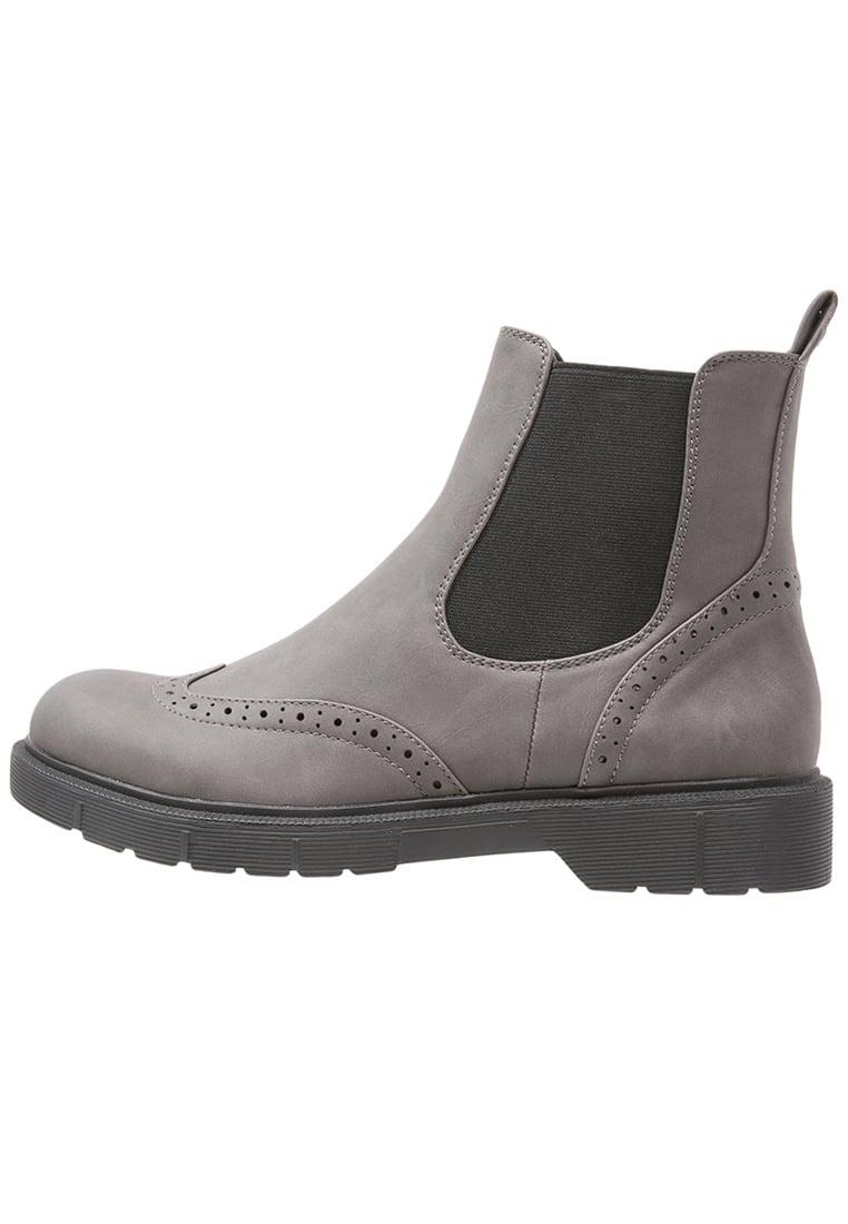 ONLY SHOES ONLBASHA Botki grey - CL 2015-002