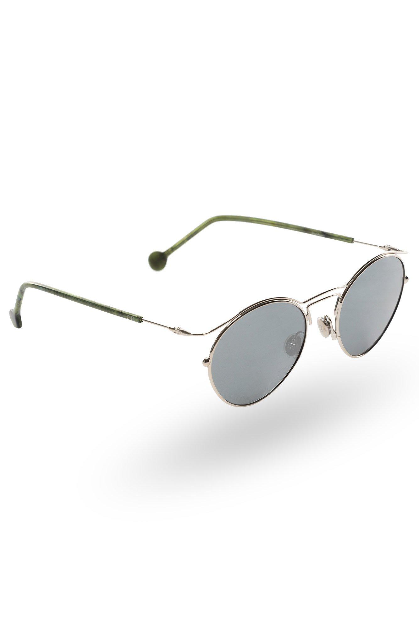 Szare okulary Dior rozmiar Uniwersalny