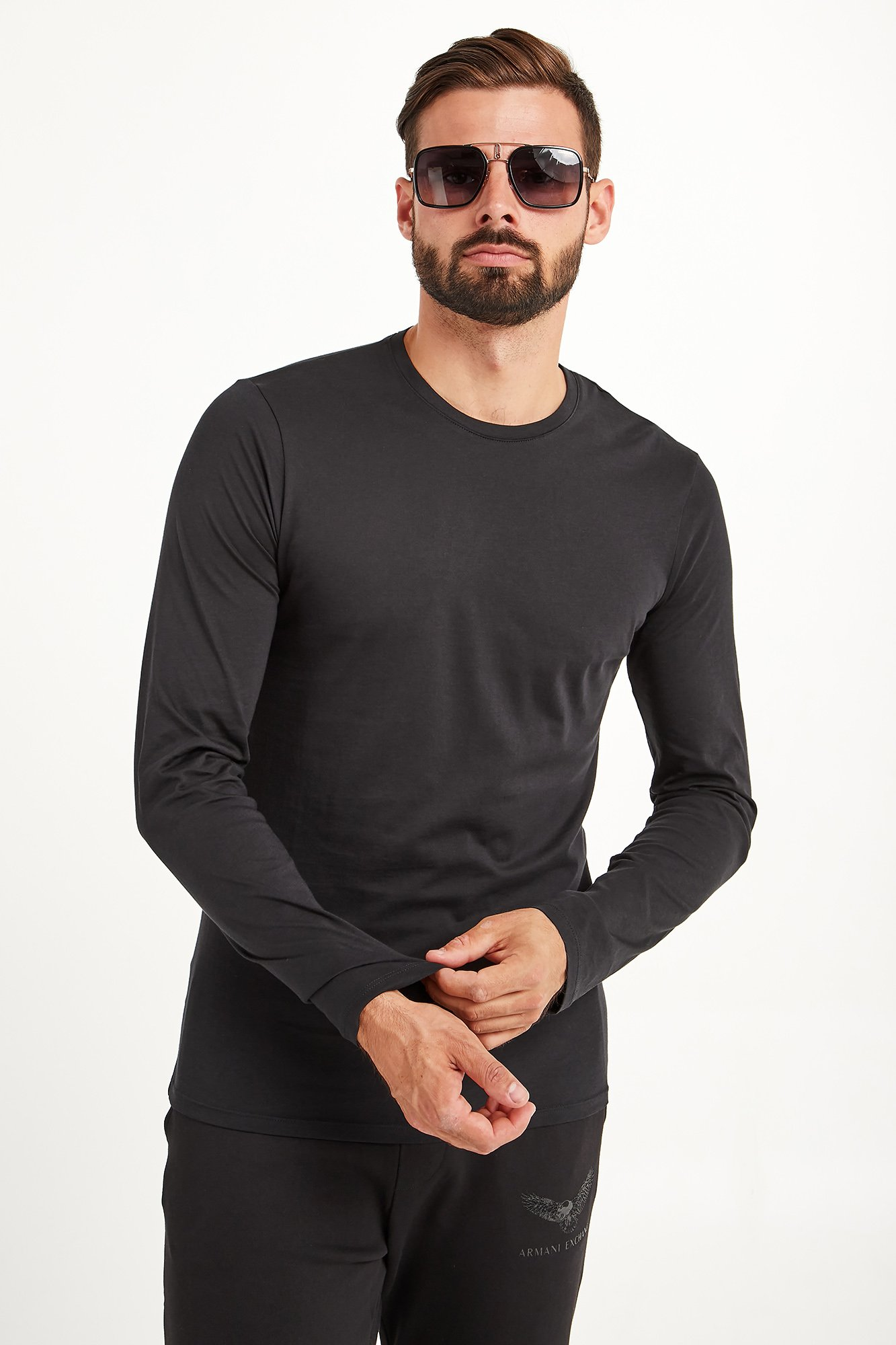 LONGSLEEVE ARMANI EXCHANGE rozmiar XL