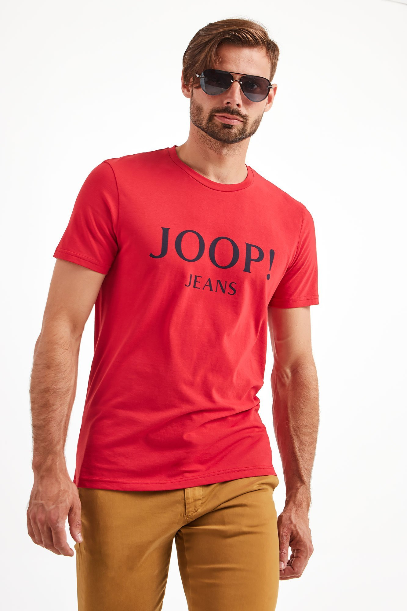 T-SHIRT ALEX JOOP! JEANS rozmiar XL