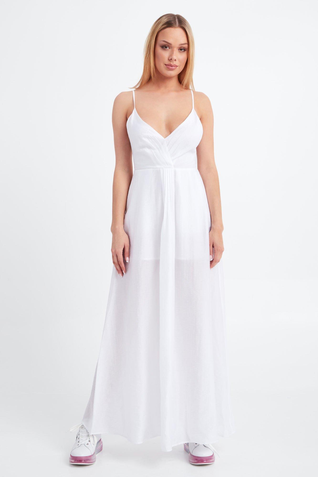 Sukienka letnia SUKIENKA EMPORIO ARMANI