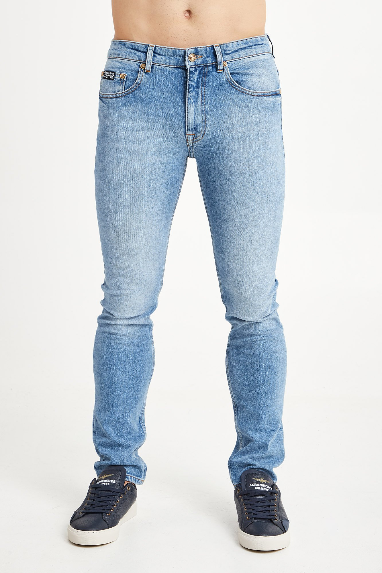 JEANSY VERSACE JEANS COUTURE rozmiar 34