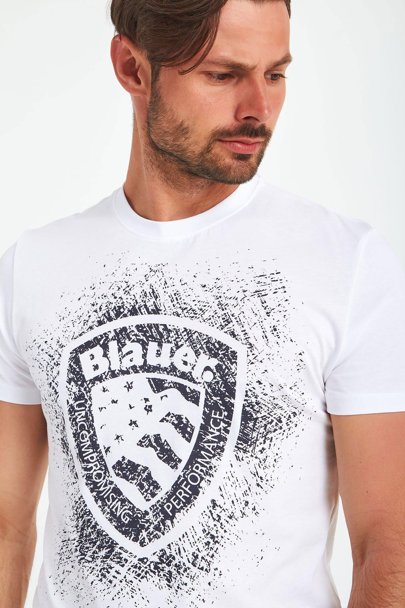 T-SHIRT BLAUER rozmiar XL