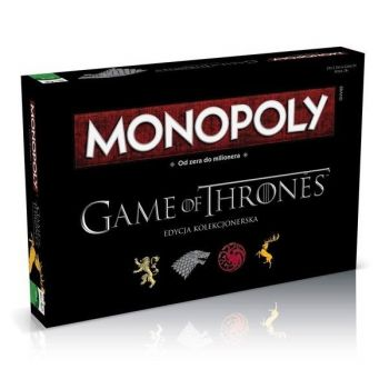 Gra Monopoly Game of Thrones