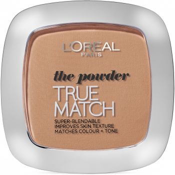 Puder Loreal True Match Powder Puder matujący nr W3 - ivoire rose 57 g
