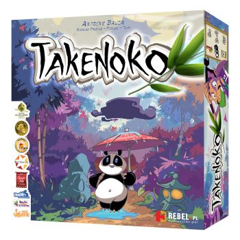 Rebel gra Takenoko