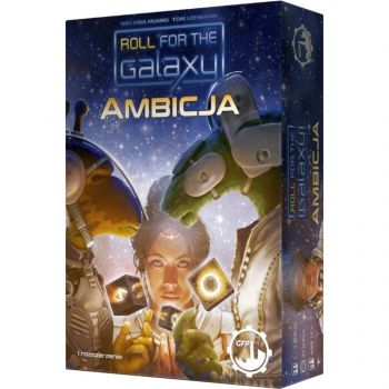 Gra Rebel Publishing Roll for the Galaxy: Ambicja
