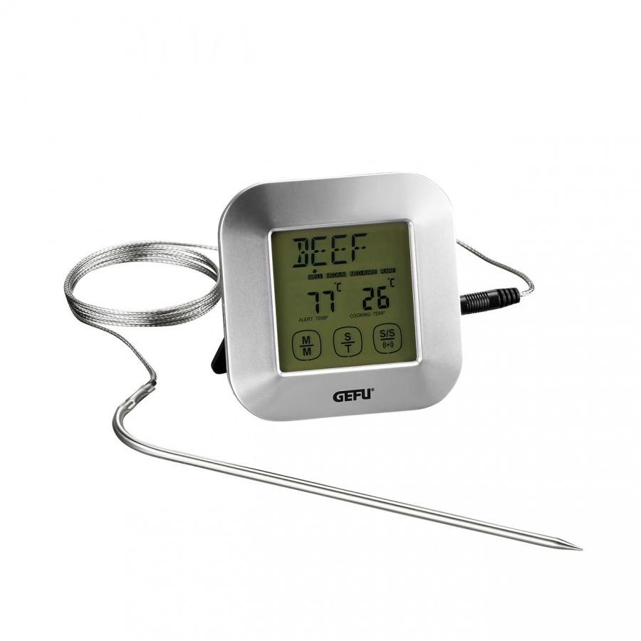Termometr max.250°C Gefu Punto srebrny