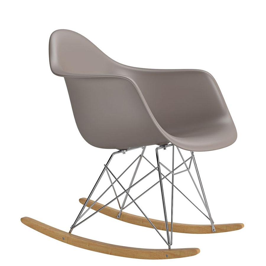 Krzesło P018 RR PP mild grey insp. RAR