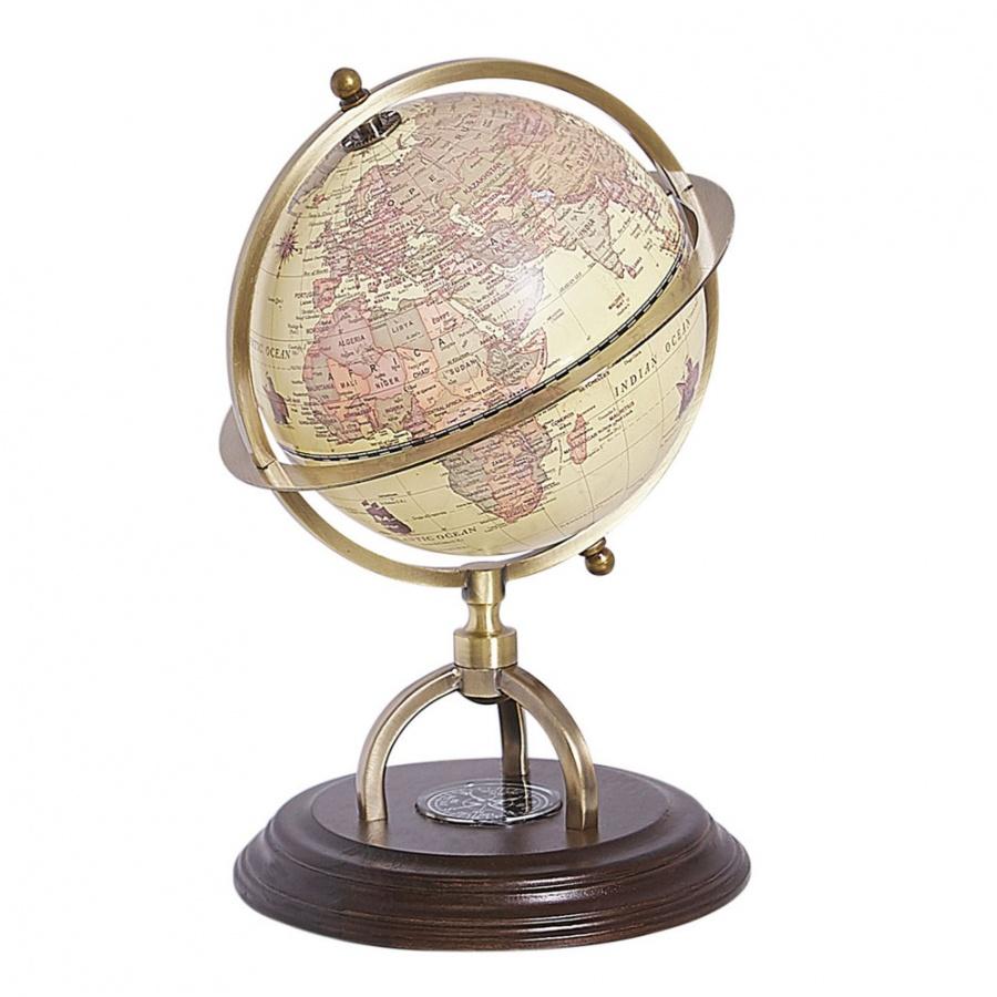 Globus beżowy PIZARRO