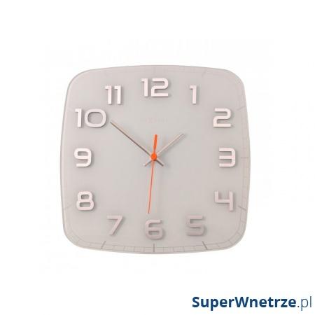 Zegar ścienny 30×30 cm Nextime Classy biały