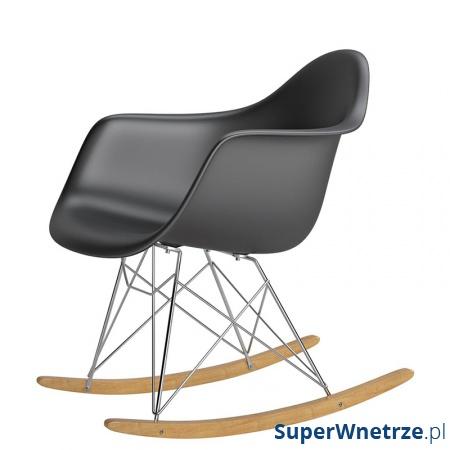 Krzesło P018 RR PP czarne insp. RAR