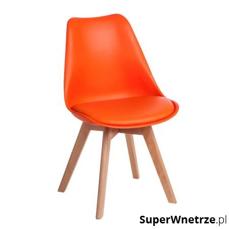 Krzesło Norden Cross PP D2 pomarańczowe