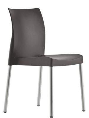 Pedrali Krzesło Ice 800 Antracyt