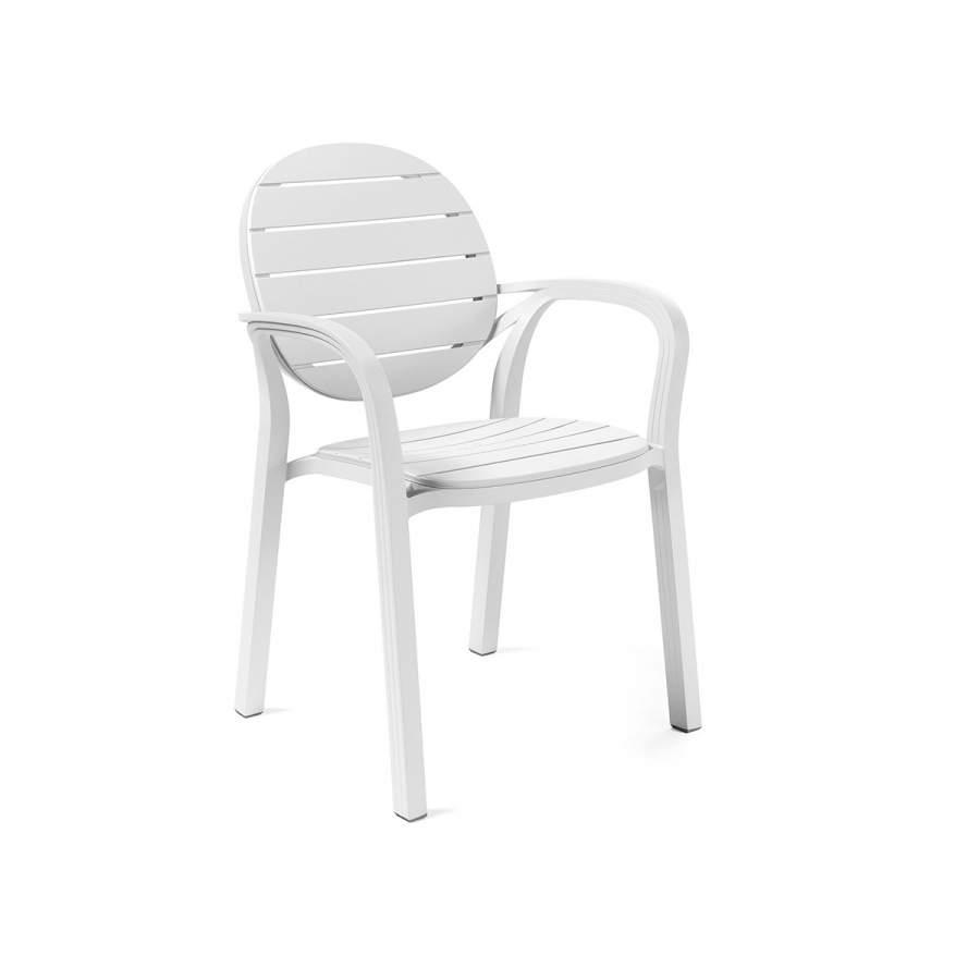 Nardi Krzesło Palma białe